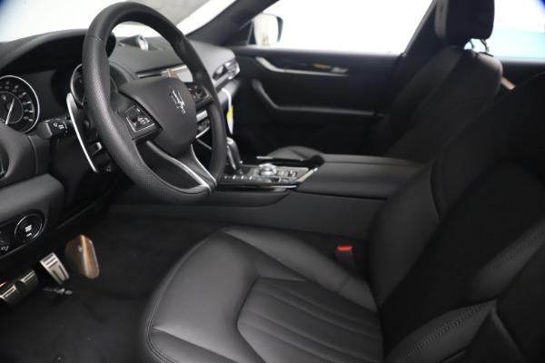 New 2021 Maserati Levante Q4 for sale Sold at Alfa Romeo of Greenwich in Greenwich CT 06830 14