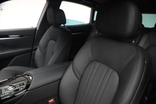 New 2021 Maserati Levante Q4 for sale Sold at Alfa Romeo of Greenwich in Greenwich CT 06830 15
