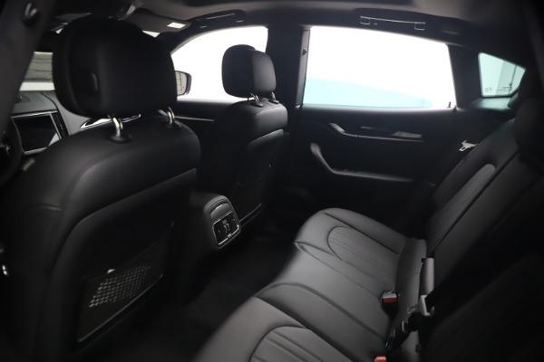 New 2021 Maserati Levante Q4 for sale Sold at Alfa Romeo of Greenwich in Greenwich CT 06830 17