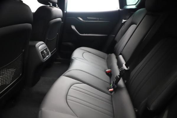 New 2021 Maserati Levante Q4 for sale Sold at Alfa Romeo of Greenwich in Greenwich CT 06830 18