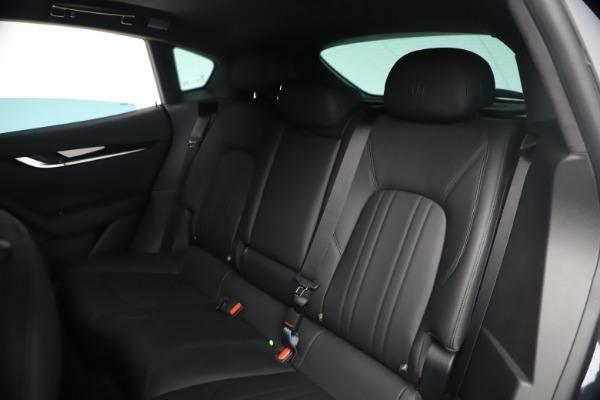 New 2021 Maserati Levante Q4 for sale Sold at Alfa Romeo of Greenwich in Greenwich CT 06830 19
