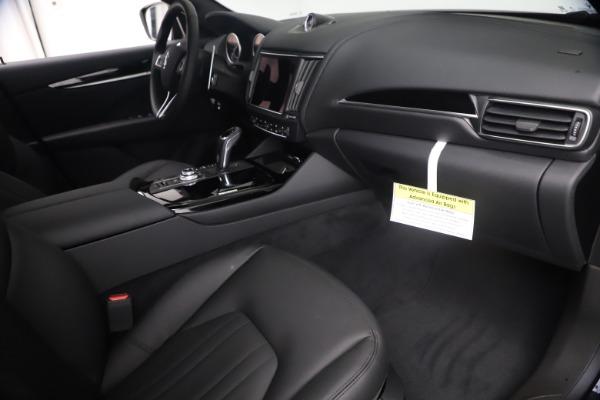 New 2021 Maserati Levante Q4 for sale Sold at Alfa Romeo of Greenwich in Greenwich CT 06830 21