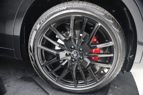 New 2021 Maserati Levante Q4 for sale Sold at Alfa Romeo of Greenwich in Greenwich CT 06830 24