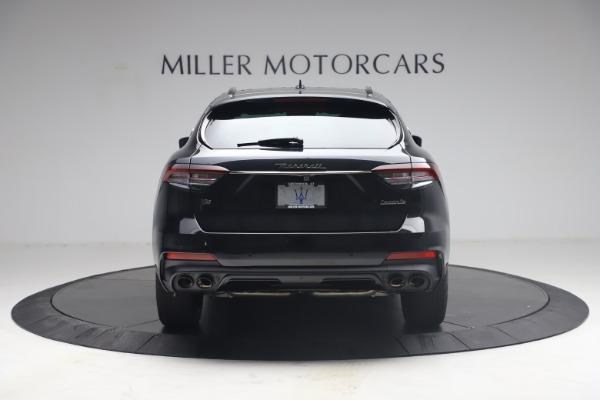 New 2021 Maserati Levante Q4 for sale Sold at Alfa Romeo of Greenwich in Greenwich CT 06830 6