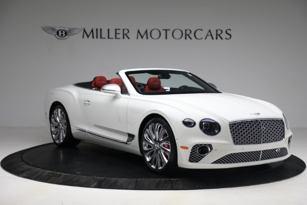 New 2021 Bentley Continental GT V8 Mulliner for sale Call for price at Alfa Romeo of Greenwich in Greenwich CT 06830 10