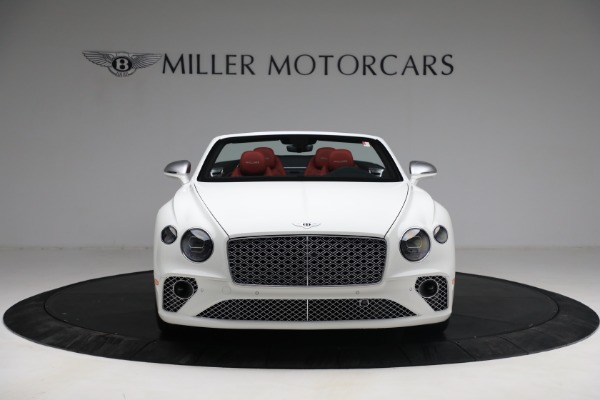 New 2021 Bentley Continental GT V8 Mulliner for sale Call for price at Alfa Romeo of Greenwich in Greenwich CT 06830 11