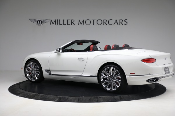 New 2021 Bentley Continental GT V8 Mulliner for sale Call for price at Alfa Romeo of Greenwich in Greenwich CT 06830 3