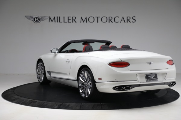 New 2021 Bentley Continental GT V8 Mulliner for sale Call for price at Alfa Romeo of Greenwich in Greenwich CT 06830 4