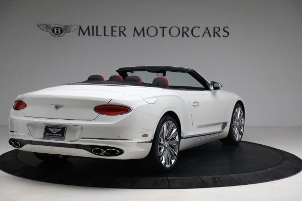 New 2021 Bentley Continental GT V8 Mulliner for sale Call for price at Alfa Romeo of Greenwich in Greenwich CT 06830 6
