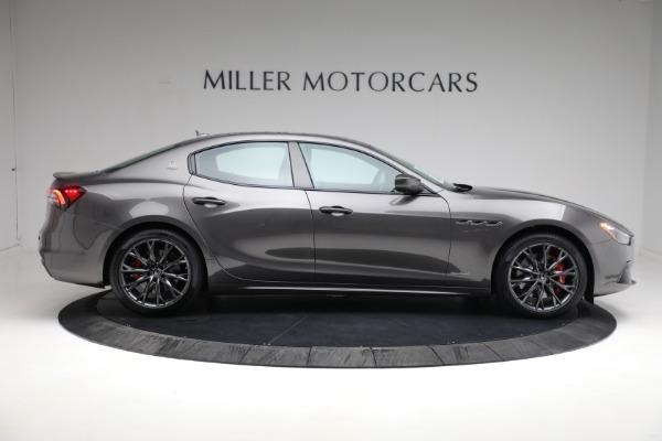 New 2021 Maserati Ghibli S Q4 GranSport for sale $100,635 at Alfa Romeo of Greenwich in Greenwich CT 06830 10