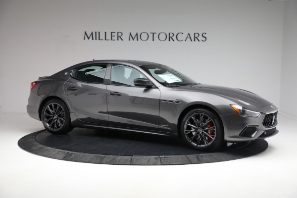 New 2021 Maserati Ghibli S Q4 GranSport for sale $100,635 at Alfa Romeo of Greenwich in Greenwich CT 06830 11