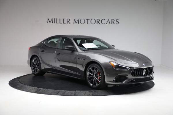 New 2021 Maserati Ghibli S Q4 GranSport for sale $100,635 at Alfa Romeo of Greenwich in Greenwich CT 06830 12