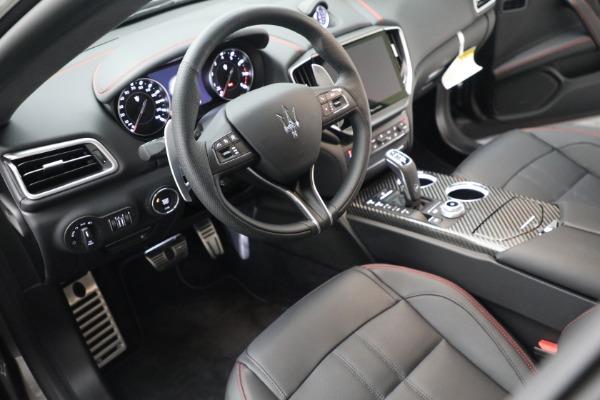 New 2021 Maserati Ghibli S Q4 GranSport for sale $100,635 at Alfa Romeo of Greenwich in Greenwich CT 06830 14