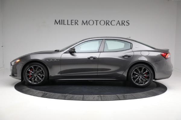 New 2021 Maserati Ghibli S Q4 GranSport for sale $100,635 at Alfa Romeo of Greenwich in Greenwich CT 06830 4