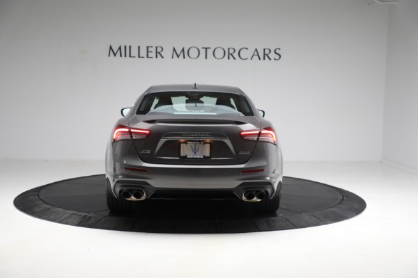New 2021 Maserati Ghibli S Q4 GranSport for sale $100,635 at Alfa Romeo of Greenwich in Greenwich CT 06830 7