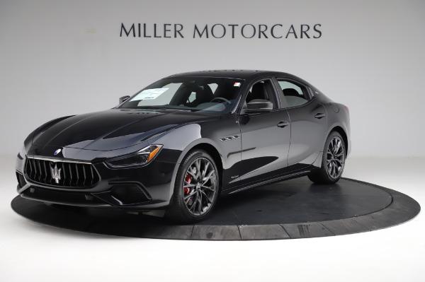 New 2021 Maserati Ghibli S Q4 GranSport for sale $100,635 at Alfa Romeo of Greenwich in Greenwich CT 06830 2