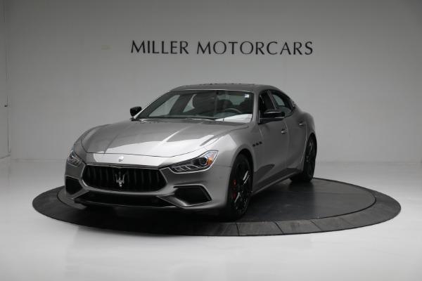 New 2021 Maserati Ghibli S Q4 for sale $90,075 at Alfa Romeo of Greenwich in Greenwich CT 06830 1