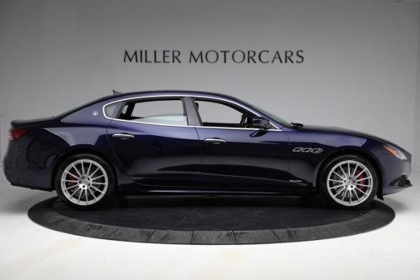 New 2021 Maserati Quattroporte S Q4 GranLusso for sale Call for price at Alfa Romeo of Greenwich in Greenwich CT 06830 10