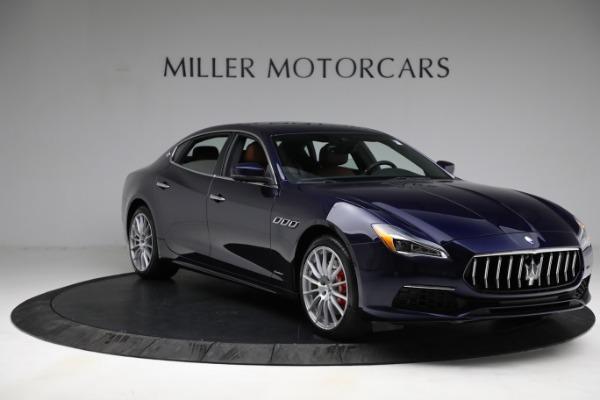 New 2021 Maserati Quattroporte S Q4 GranLusso for sale Call for price at Alfa Romeo of Greenwich in Greenwich CT 06830 11
