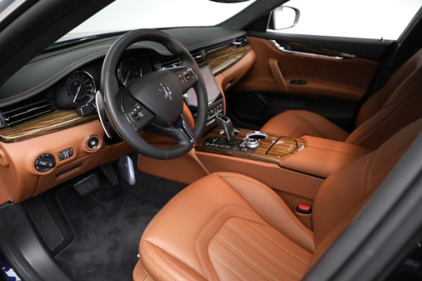 New 2021 Maserati Quattroporte S Q4 GranLusso for sale Call for price at Alfa Romeo of Greenwich in Greenwich CT 06830 14