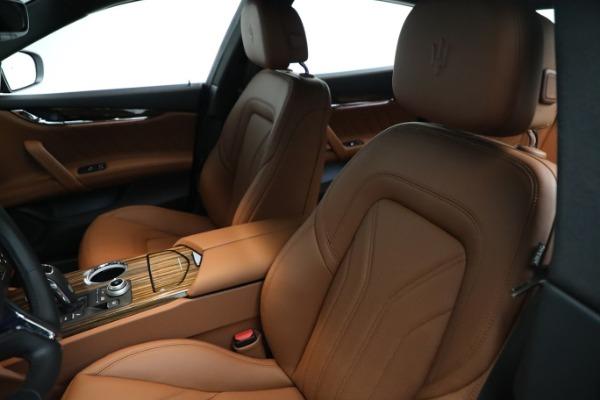 New 2021 Maserati Quattroporte S Q4 GranLusso for sale Call for price at Alfa Romeo of Greenwich in Greenwich CT 06830 16