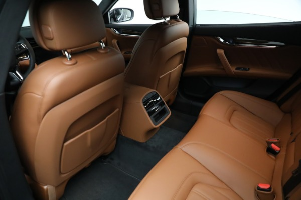 New 2021 Maserati Quattroporte S Q4 GranLusso for sale Call for price at Alfa Romeo of Greenwich in Greenwich CT 06830 18