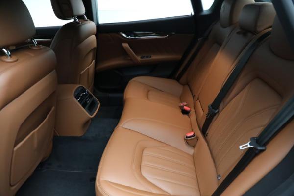 New 2021 Maserati Quattroporte S Q4 GranLusso for sale Call for price at Alfa Romeo of Greenwich in Greenwich CT 06830 19