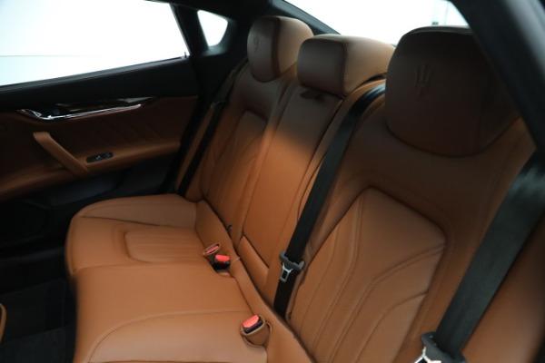 New 2021 Maserati Quattroporte S Q4 GranLusso for sale Call for price at Alfa Romeo of Greenwich in Greenwich CT 06830 20