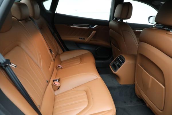 New 2021 Maserati Quattroporte S Q4 GranLusso for sale Call for price at Alfa Romeo of Greenwich in Greenwich CT 06830 26