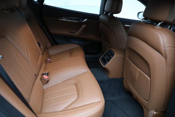 New 2021 Maserati Quattroporte S Q4 GranLusso for sale Call for price at Alfa Romeo of Greenwich in Greenwich CT 06830 27