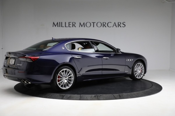 New 2021 Maserati Quattroporte S Q4 GranLusso for sale Call for price at Alfa Romeo of Greenwich in Greenwich CT 06830 9