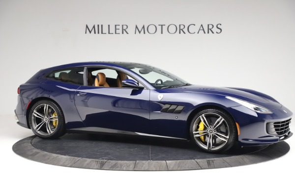 Used 2018 Ferrari GTC4Lusso for sale $289,900 at Alfa Romeo of Greenwich in Greenwich CT 06830 10
