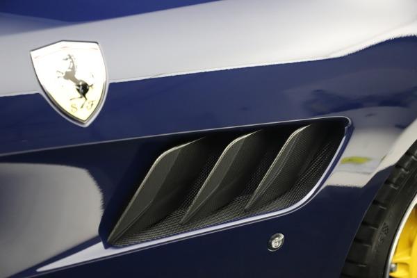 Used 2018 Ferrari GTC4Lusso for sale $289,900 at Alfa Romeo of Greenwich in Greenwich CT 06830 27
