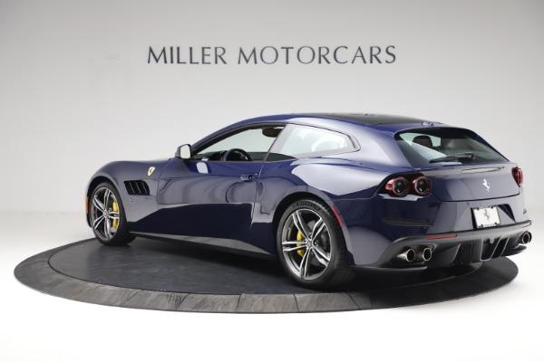 Used 2018 Ferrari GTC4Lusso for sale $289,900 at Alfa Romeo of Greenwich in Greenwich CT 06830 5