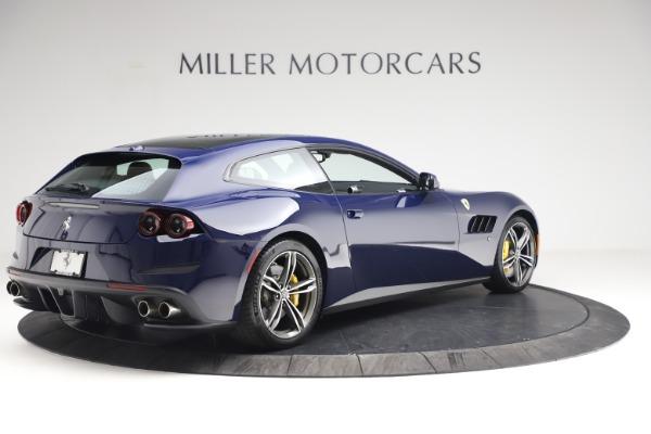Used 2018 Ferrari GTC4Lusso for sale $289,900 at Alfa Romeo of Greenwich in Greenwich CT 06830 8