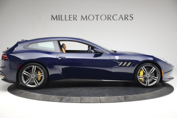 Used 2018 Ferrari GTC4Lusso for sale $289,900 at Alfa Romeo of Greenwich in Greenwich CT 06830 9