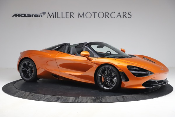 Used 2020 McLaren 720S Spider for sale $335,900 at Alfa Romeo of Greenwich in Greenwich CT 06830 10