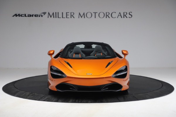 Used 2020 McLaren 720S Spider for sale $335,900 at Alfa Romeo of Greenwich in Greenwich CT 06830 12