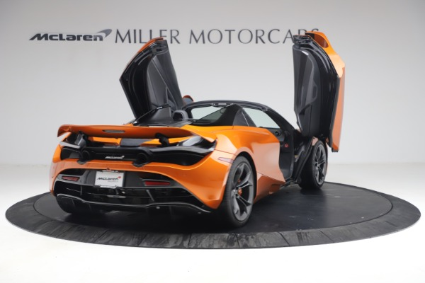 Used 2020 McLaren 720S Spider for sale $335,900 at Alfa Romeo of Greenwich in Greenwich CT 06830 19