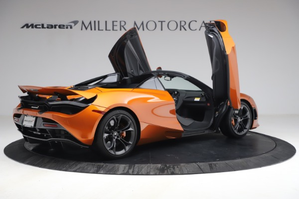 Used 2020 McLaren 720S Spider for sale $335,900 at Alfa Romeo of Greenwich in Greenwich CT 06830 20