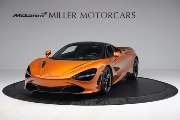 Used 2020 McLaren 720S Spider for sale $335,900 at Alfa Romeo of Greenwich in Greenwich CT 06830 26
