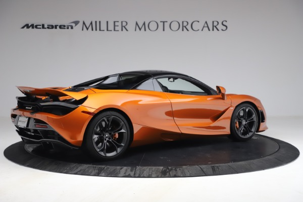 Used 2020 McLaren 720S Spider for sale $335,900 at Alfa Romeo of Greenwich in Greenwich CT 06830 27