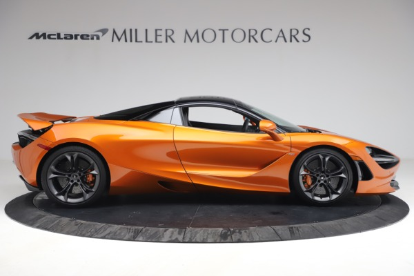 Used 2020 McLaren 720S Spider for sale $335,900 at Alfa Romeo of Greenwich in Greenwich CT 06830 28