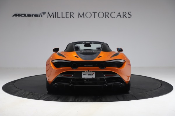 Used 2020 McLaren 720S Spider for sale $335,900 at Alfa Romeo of Greenwich in Greenwich CT 06830 6