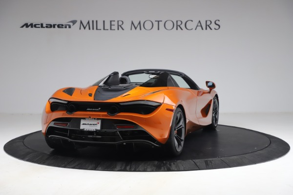 Used 2020 McLaren 720S Spider for sale $335,900 at Alfa Romeo of Greenwich in Greenwich CT 06830 7