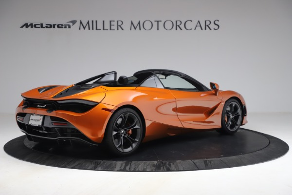 Used 2020 McLaren 720S Spider for sale $335,900 at Alfa Romeo of Greenwich in Greenwich CT 06830 8