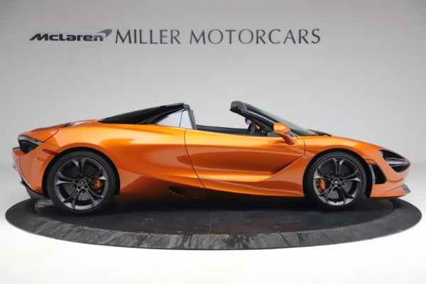 Used 2020 McLaren 720S Spider for sale $335,900 at Alfa Romeo of Greenwich in Greenwich CT 06830 9