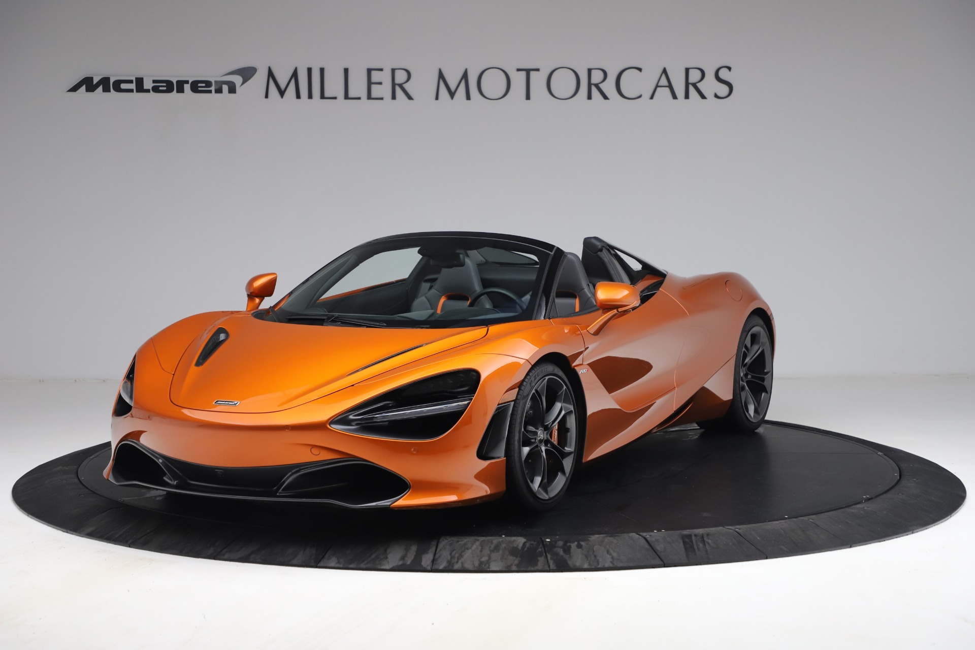 Used 2020 McLaren 720S Spider for sale $335,900 at Alfa Romeo of Greenwich in Greenwich CT 06830 1