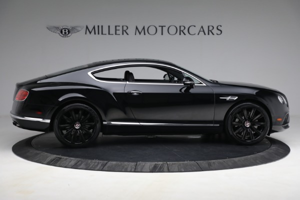 New 2017 Bentley Continental GT V8 for sale Sold at Alfa Romeo of Greenwich in Greenwich CT 06830 9