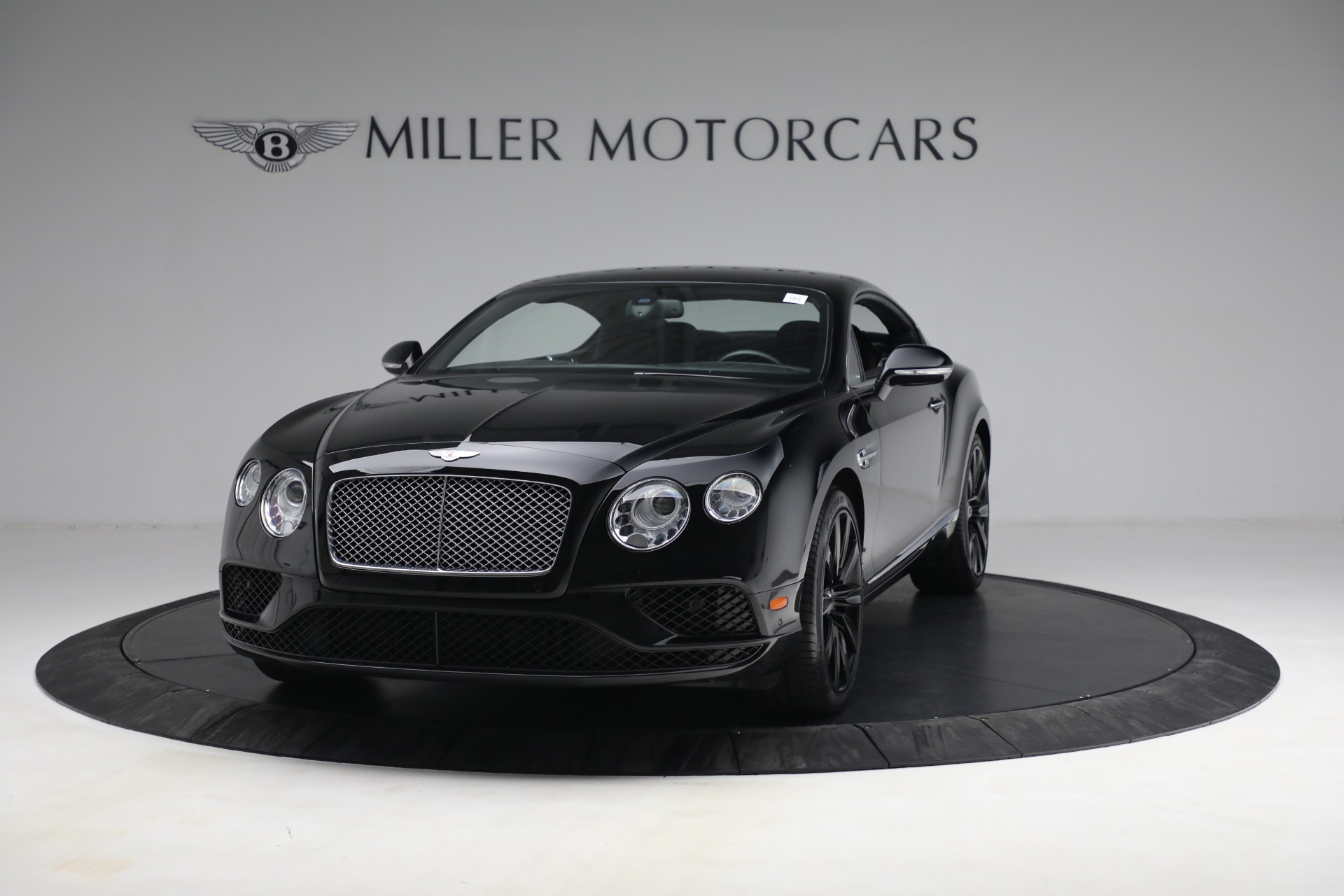 Used 2017 Bentley Continental GT V8 for sale $149,900 at Alfa Romeo of Greenwich in Greenwich CT 06830 1